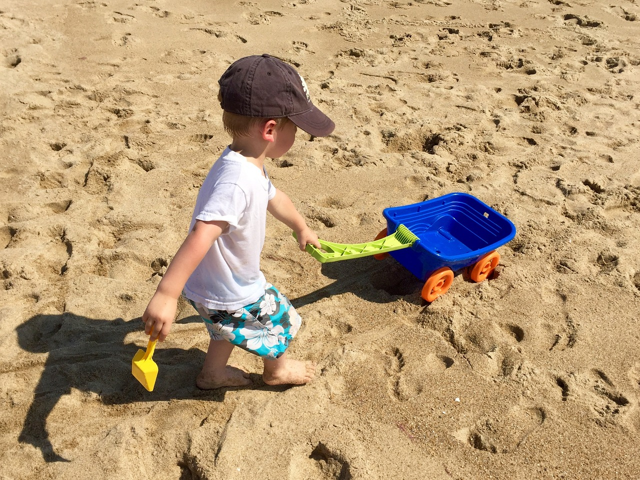 15 Top Tips for Travelling with Young Children